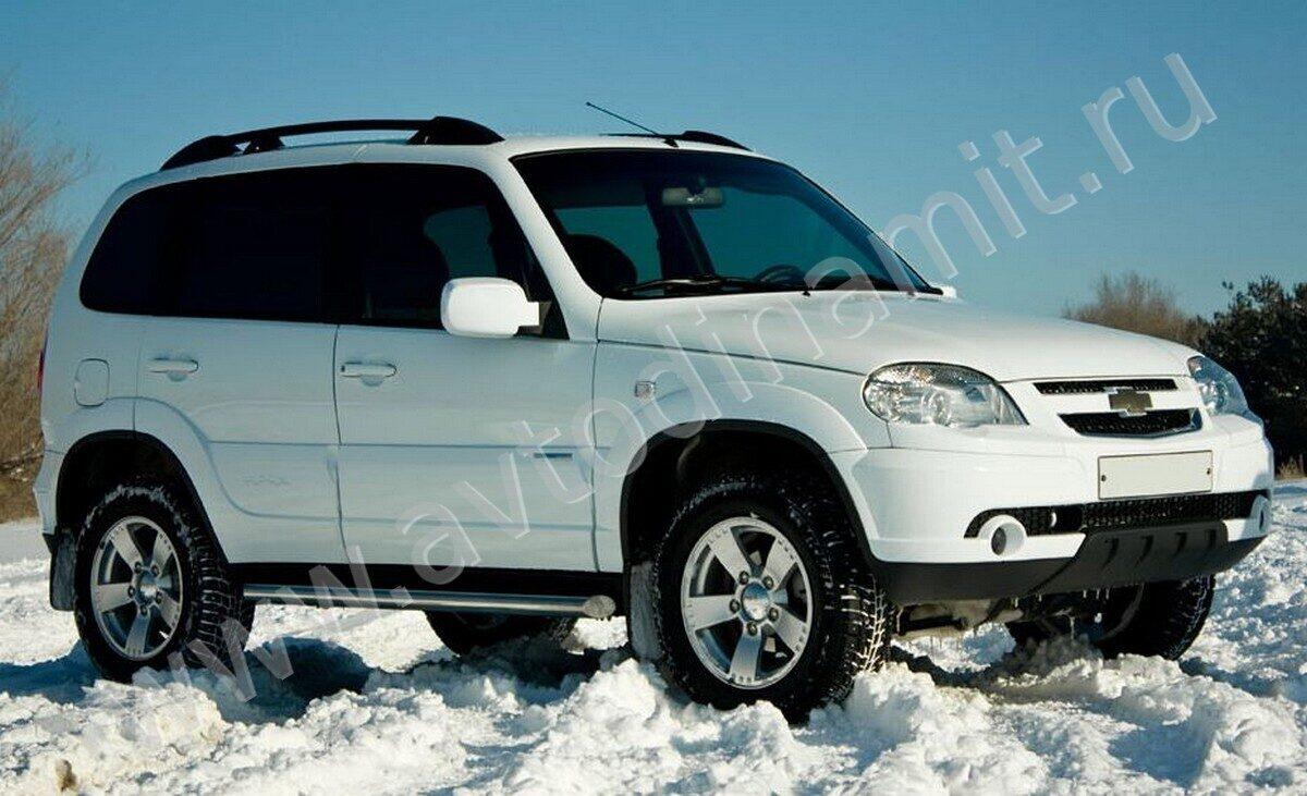 Технические характеристики Шевроле Нива (Chevrolet Niva)